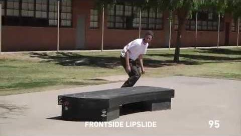 102 Skateboard Tricks In A Row By Ryan Lay - CCS