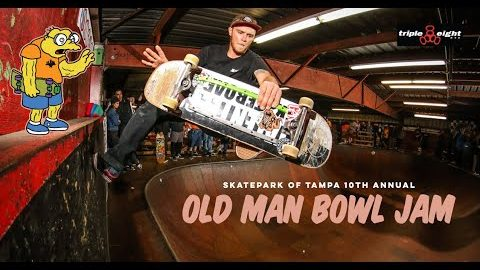 10th Annual Old Man Bowl Jam | Skatepark of Tampa