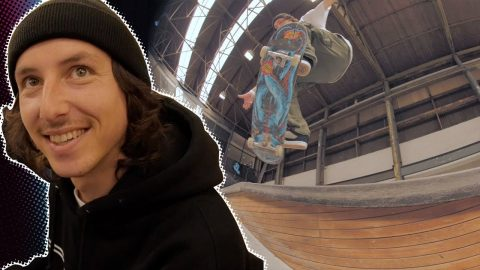 11 & A HALF MINUTES OF TOM ASTA: RAW & UNCUT in Europe! | Santa Cruz Skateboards | Santa Cruz Skateboards