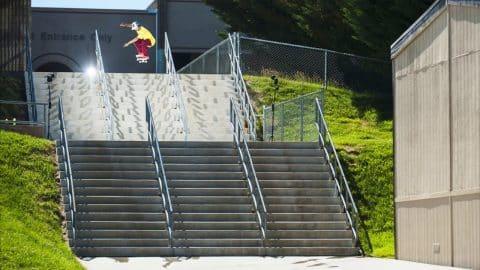 13 to 14 Stair BATTLE - Luis Mora