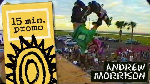 15 Minute Promo: Andrew Morrison Part | New Deal (1990) | New Deal Skateboards