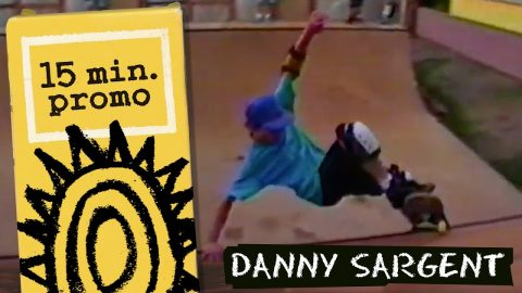 15 Minute Promo: Danny Sargent Part | New Deal (1990) | New Deal Skateboards