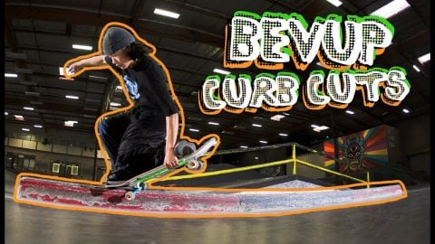 18 Incredible Curb Tricks With Bevup | The Berrics