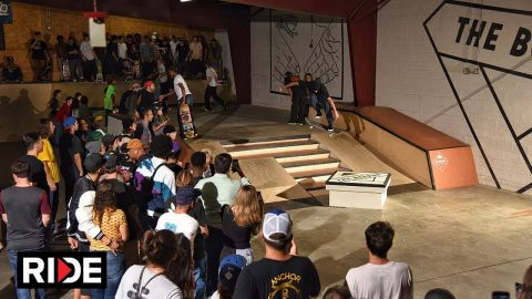 $2,000 Best Trick at The Boardr HQ Presented by Marinela | RIDE Channel