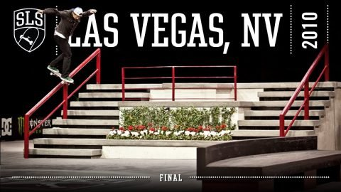 2010 SLS World Tour: Las Vegas, NV | FINAL | Full Broadcast | SLS