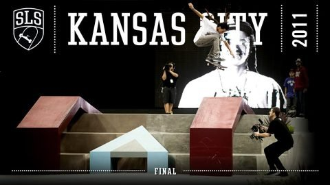 2011 SLS World Tour: Kansas City, MO | FINAL | Full Broadcast | SLS