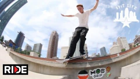 2017 Damn Am Chicago: Finals – Maurio McCoy, Tyler Peterson, Kevin White – SPoT Life - RIDE Channel