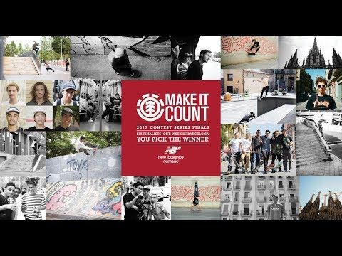 2017 ELEMENT MAKE IT COUNT GLOBAL FINALS RECAP - Element