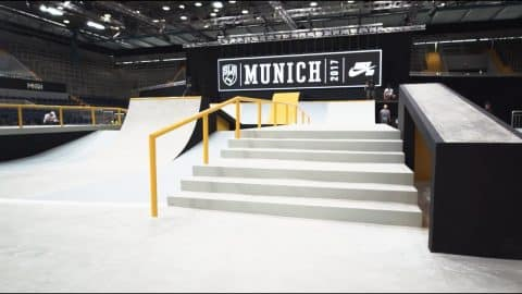 2017 Munich Stop Course Preview - SLS