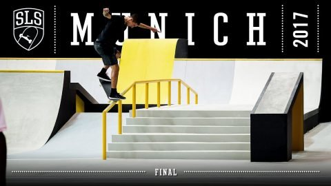 2017 SLS World Tour: Munich | FINAL | Full Broadcast | SLS