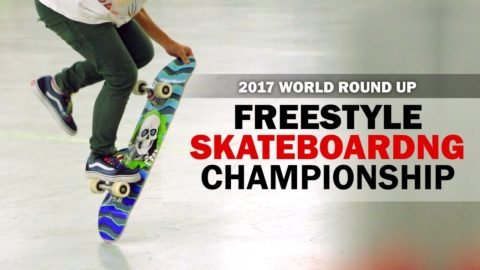 2017 World Round-Up Trailer - Brett Novak
