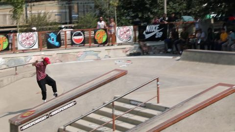 2018 Damn Am Chicago: Here's How Marcos Montoya Won - SPoT Life | Skatepark of Tampa