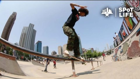 2018 Damn Am Chicago: Qualifiers and Best Trick – SPoT Life   Skatepark of Tampa