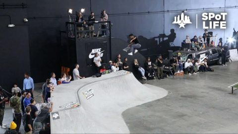 2018 Damn Am Los Angeles: Here's How Maurio McCoy Won – SPoT Life - Skatepark of Tampa