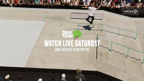 2018 Dew Tour LB, Day 3: Women's Pro Street Final, Love & G… | Adventure Sports Network