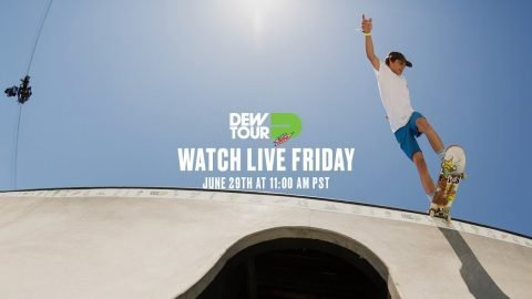 2018 Dew Tour Long Beach, Day 2: Men's Pro Park + Street Qu… | Adventure Sports Network