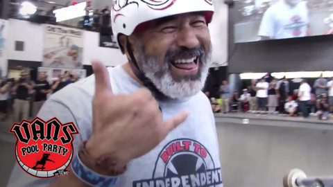 2018 Vans Pool Party: Steve Caballero 3rd Place Run - Legends Division | Vans Pool Party | VANS - Vans