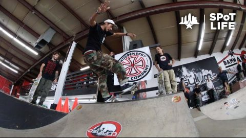 2019 Damn Am Chicago: Finals – Austin Heilman, Marse Farmer, Mike Piwowar – SPoT Life | Skatepark of Tampa