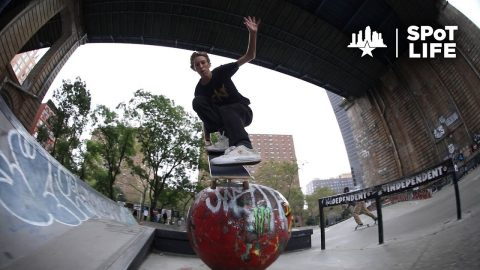2019 Damn Am NYC: Finals and Best Trick – Becker Dunn, Mana Sasaki, Dave Bohack – SPoT Life | Skatepark of Tampa