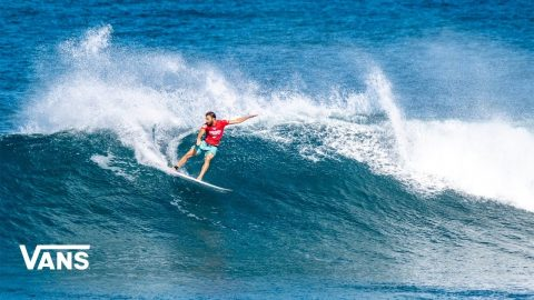2019 Hawaiian Pro - Event Highlights | Triple Crown of Surfing | VANS | Vans