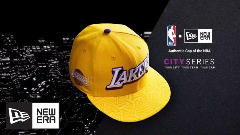 2019 NBA Authentics: City Series | NBA | New Era Cap | New Era Cap