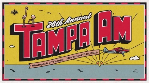 2019 Tampa Am Qualifier and Independent Best Trick   Skatepark of Tampa