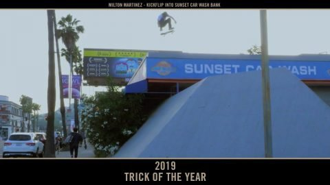 2019 Trick Of The Year | SLS