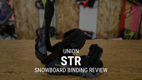 2019 Union STR Binding Review- Tactics | Tactics Boardshop