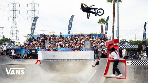 2019 Vans BMX Pro Cup Series Huntington Beach Highlights | BMX Pro Cup | VANS | Vans