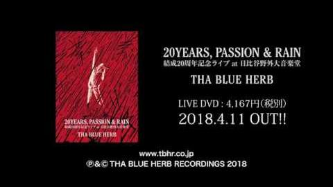 20YEARS, PASSION & RAIN / THA BLUE HERB 9-17 - FarEastSkateNetwork