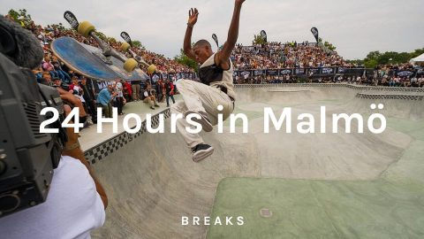 24 hours in Malmö with Vans - Breaks Agency