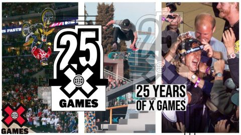 25 YEARS OF X GAMES | World of X Games | X Games
