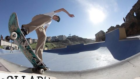 26 hours in Bilbao [with George & Pauliana] | cOLLAPSe skateboards
