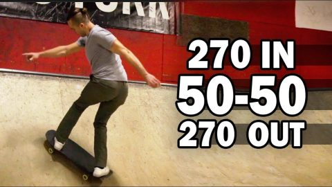 270 In 50-50 270 Out: Tom Zachwieja || ShortSided - Brett Novak