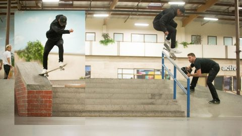 30 Minutes In Nyjah's Shoes - The Berrics
