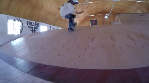 30 Second Skate: New Kick Flips from our School in Afghanistan | Skateistan
