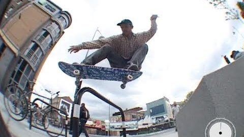 30 Second Thursdays - Chris Oliver, London | Sidewalk Mag