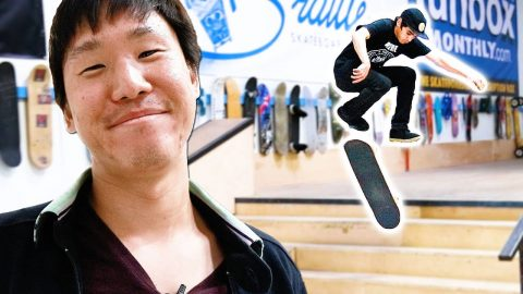 360 HARDFLIP THE 5 OR DIE!? - Braille Skateboarding