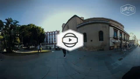 360° VR Skateboarding Video – Patrick Rogalski in Seville| Titus Skateshop - Titus