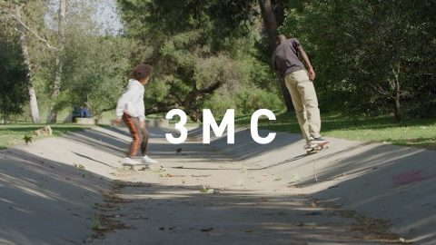 3MC /// FOR: ALL OF US | adidas Skateboarding