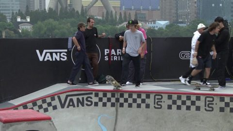 3rd Place Run: Tom Schaar - 90.82 | 2017 Vans Park Series World Championships - Vans Park Series