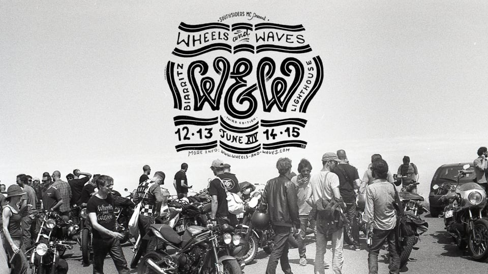 Southsiders present: Wheels & Waves - Third Edition | David & Douglas