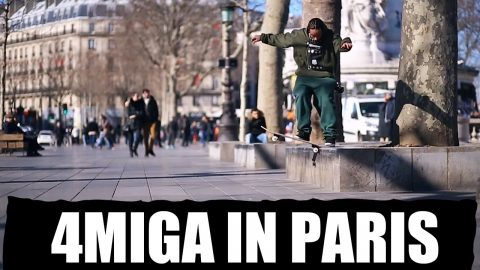 4Miga in Paris - Black Media