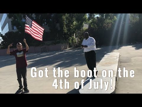 4th Of July Skate Session - Joey Brezinski