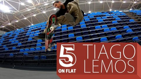 5 On Flat Tiago Lemos | MannysWorld