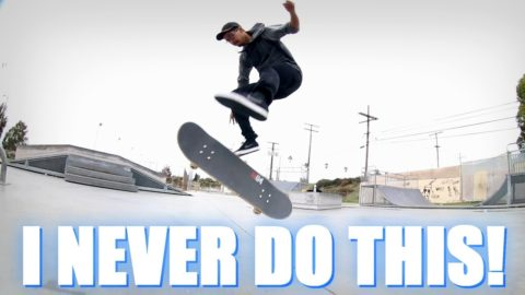 5 TRICKS YOU NEVER SEE ME DO! - Luis Mora