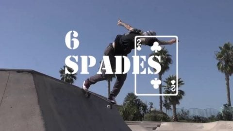 6 Spades - Chris Coogan - LowcardMag