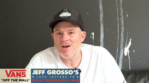 60 Seconds with Grosso: Favorite Skate Pic | Jeff Grosso's Love Notes | VANS - Vans