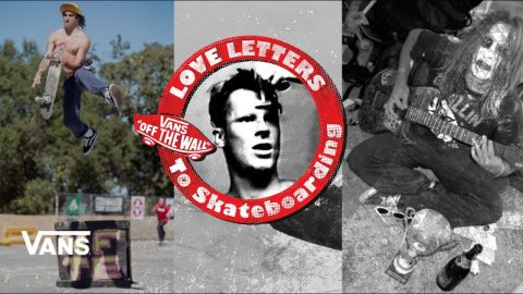 60 Seconds With Grosso: Tony Trujillo | Jeff Grosso's Love Notes | VANS | Vans