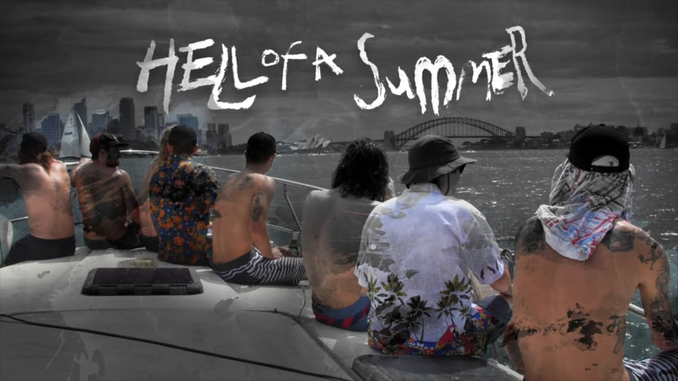 HELL OF A SUMMER | The Skateboarder's Journal